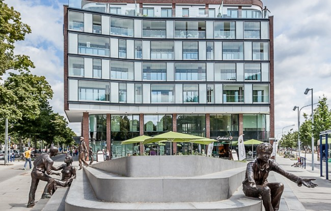 Architekturfotografie Luebeck Kaufhof