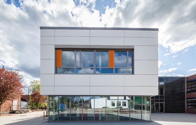 Architekturfotografie Schule Glinde