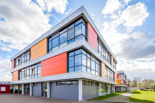 Architekturfotos Schule Glinde