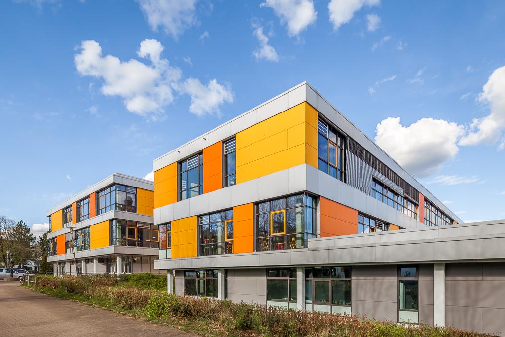 Architekturfotos Sönke-Nissen Schule Glinde | Daniela Fotografie
