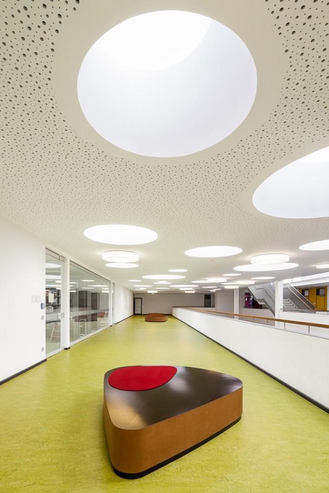 Architekturfotografie Ratzeburg Gemeinschaftsschule